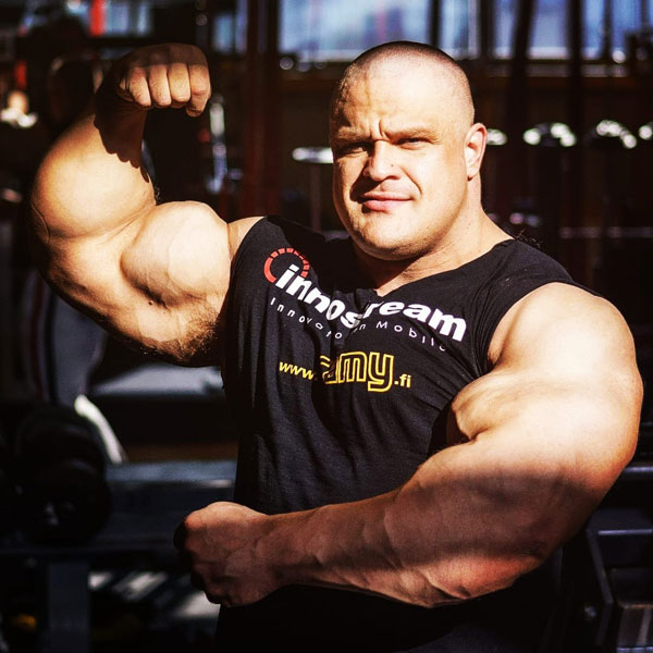 marko legendary arms